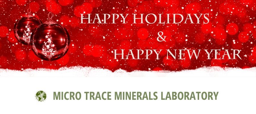 Seasons Greetings from MTM | Micro Trace Minerals!