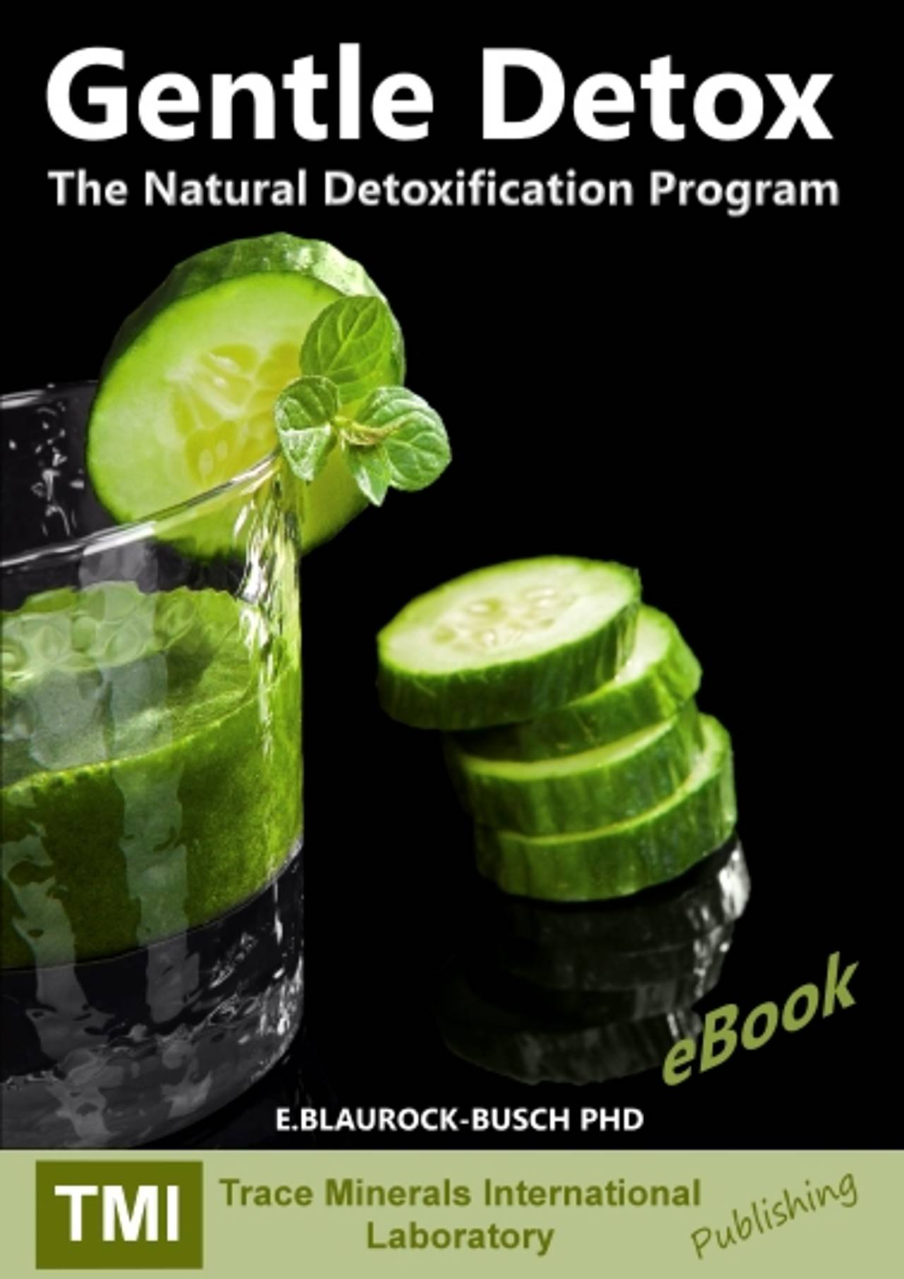 Gentle Detox - The Natural Detoxification Program Book Cover
